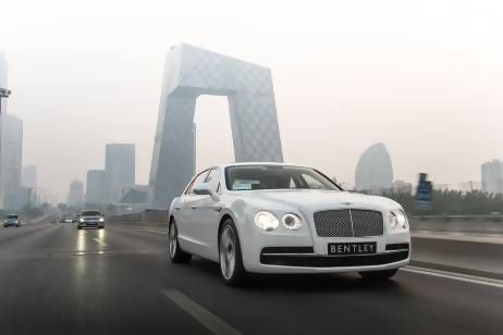 Bentley's new Flying Spur is the perfect stress antidote