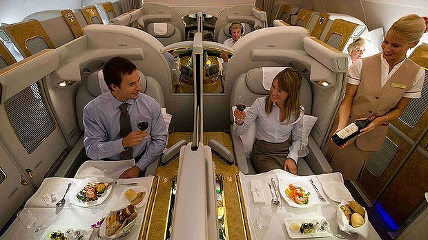 Second thoughts on first class