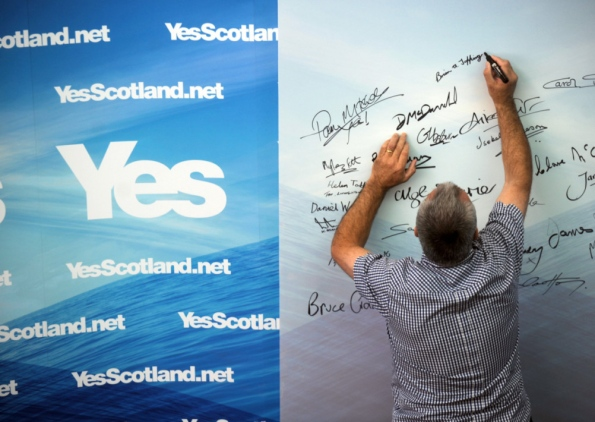 Ian Swanson: Holyrood recess will not halt fight for the future