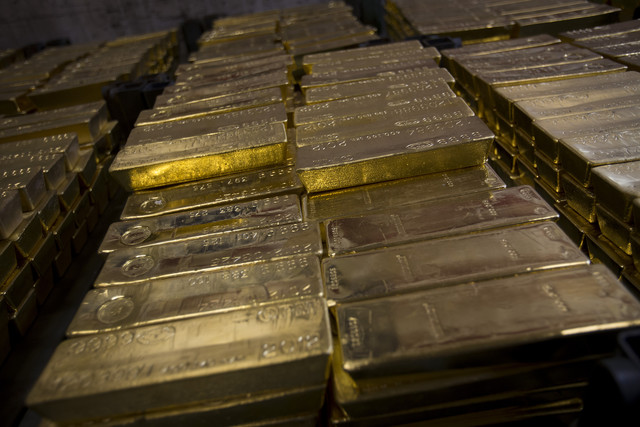 Gold Could Fall To $1000 If It Breaks Through Key Resistance On QE Taper …