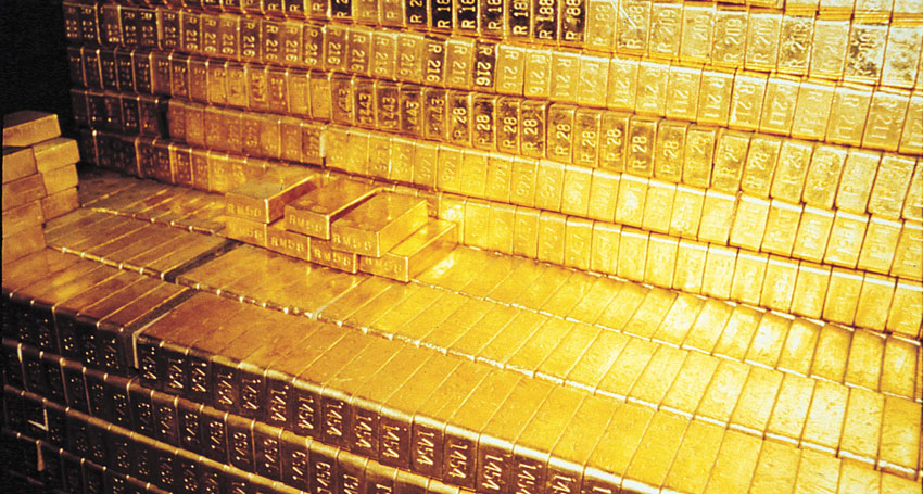 Pulling the plug on gold