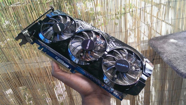 Gigabyte GTX 760 WindForce 3x OC Video Card Review