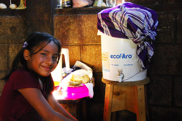 From a potter's wheel in Guatemalan village to a worldwide water revolution
