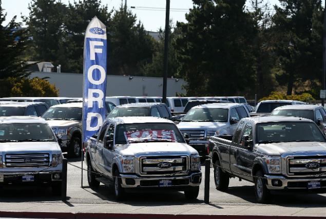 Auto sales continue post-recession rebound in June, led by pickup trucks