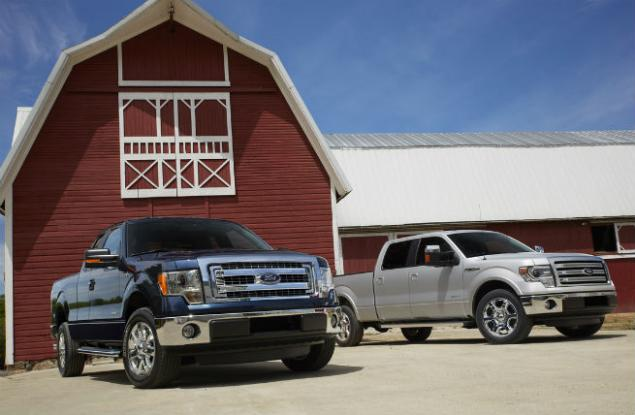 2013 Ford F-150 beats the Toyota Camry in Cars.com 'American-Made Index …