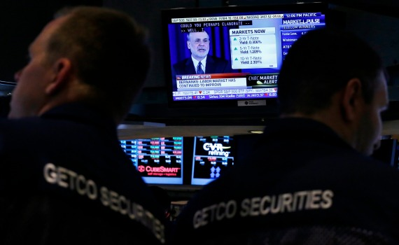 Big Money vs. Bernanke: Who's Right About the Economy?