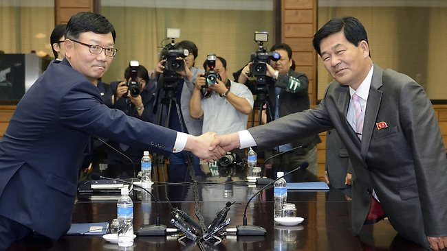 Two Koreas in talks over Kaesong industrial zone