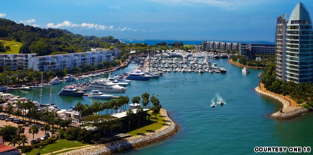 The best Singapore boat charters