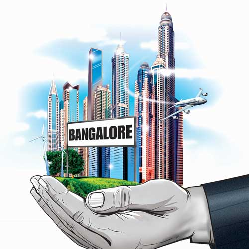 Second to one: Bangalore is 2nd most affluent city in India