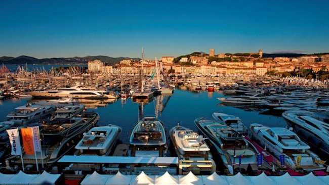 Cannes Yachting Festival this September