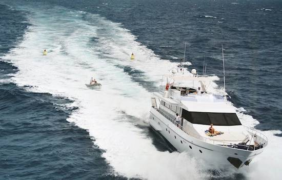 Charter deal of the Week: The 27 metre Ace Six