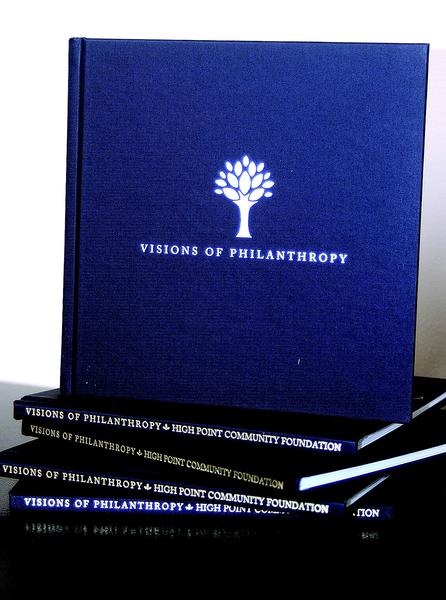 Major High Point donors highlighted in philanthropy book