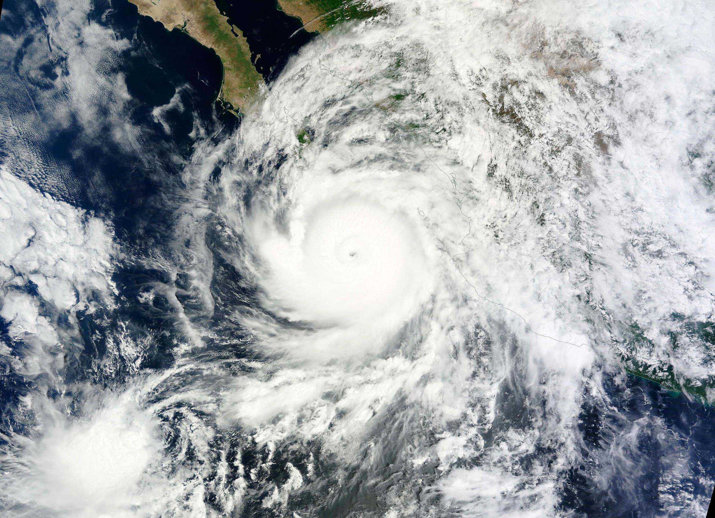 Hurricane strands Newport Beach residents in Cabo