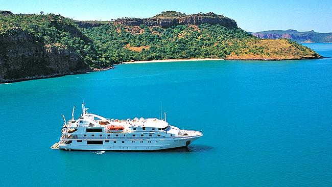 Tiny ship, big mission: What it's like to see the Kimberley on board Oceanic …
