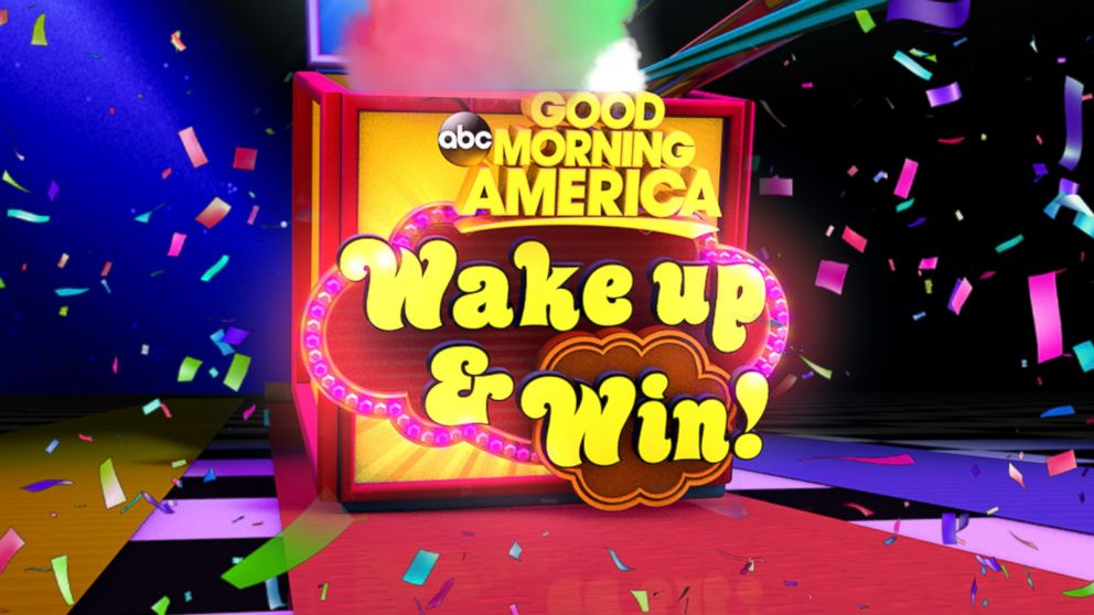 'Wake Up & Win' on 'Good Morning America' — Sweepstakes #3 Rules