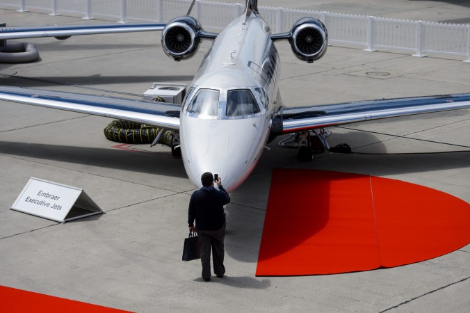 What Corporate Jets Can Tell Us About a Company's Fortunes