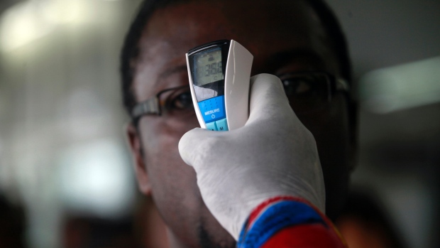 Ebola could cost global economy $32.6B, World Bank says