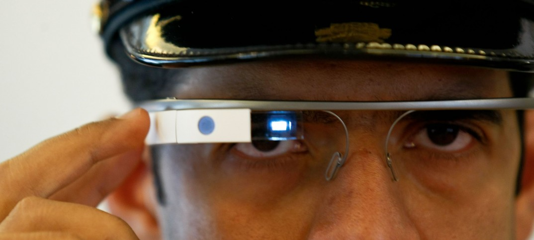 Officers In Dubai Will Be Equipped With Google Glass