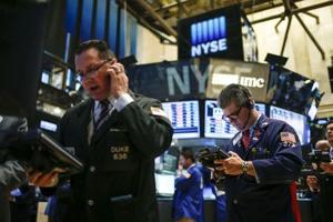 US STOCKS-Futures drop on global economy concerns, merger doubt