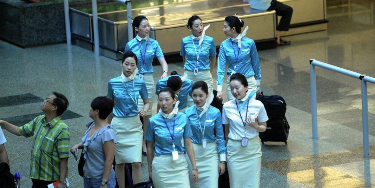 Luxury Goods Smuggling Ring Uncovered, Run by Korean Flight Attendants
