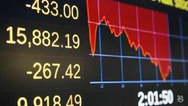 Stocks plunge amid worries of slowing global economy