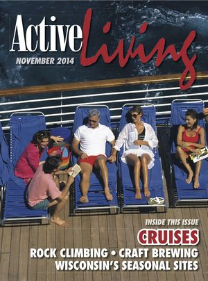 """""""Active Living"""" to be inside your paper October 24"""
