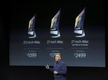Apple shows off new gadgets, but Pay is bigger bet