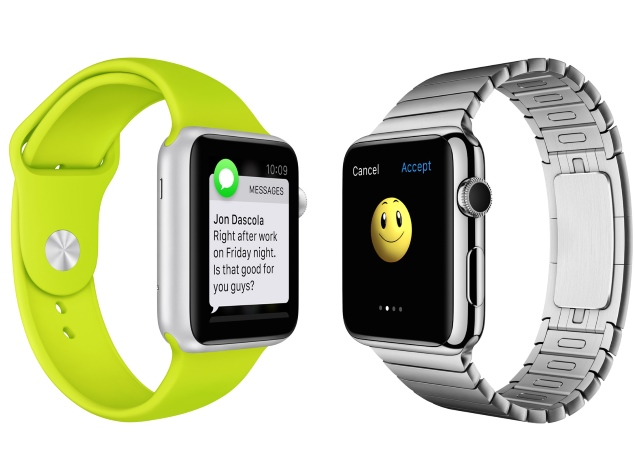 WatchKit SDK for Apple Watch Apps Will Be Released in November: Apple