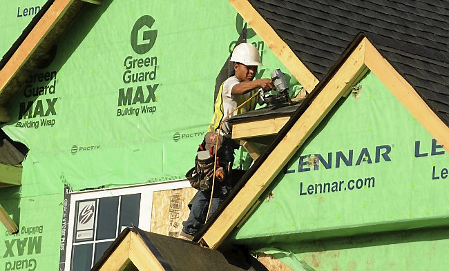 New housing: Time to stop in the 'burbs? Builders don't think so.