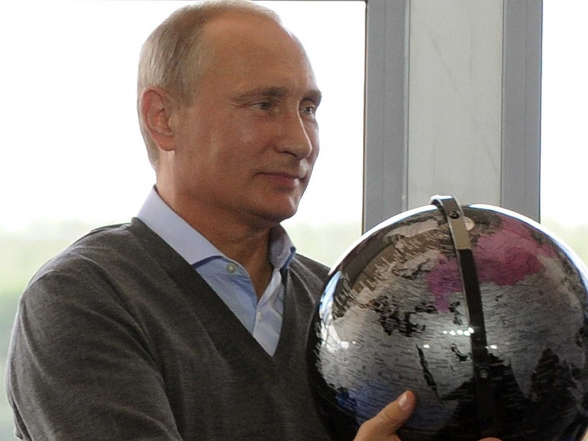 Putin: 'Global Economy Would Suffer If Oil Prices Remain At $80 Per Barrel'