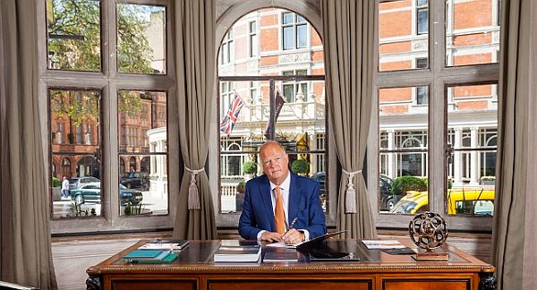 Rich foreign students pay £100000 a year upfront for London rentals