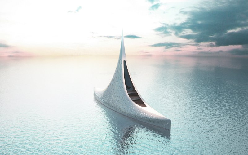 The World's Most Beautiful BoatYours for Half a Billion Dollars