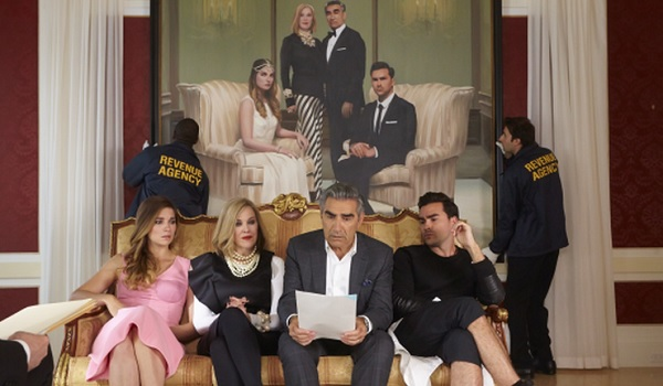 Watch Eugene Levy And Catherine O'Hara's Lives Get Ruined In First Schitt's …