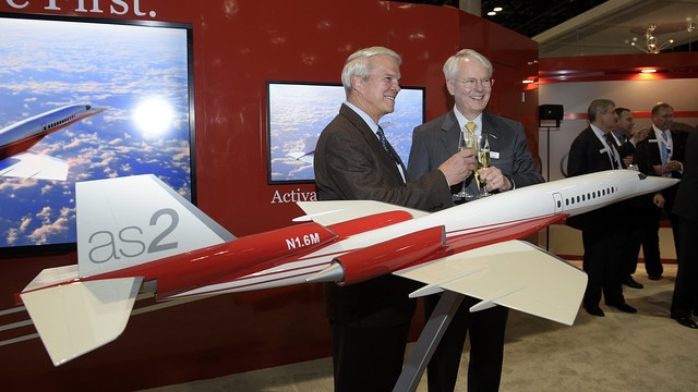 Recovering Market for Business Jets Faces Headwinds