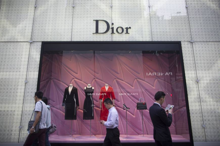 Japan only bright spot for Asia's luxury market as Hong Kong protests, China …