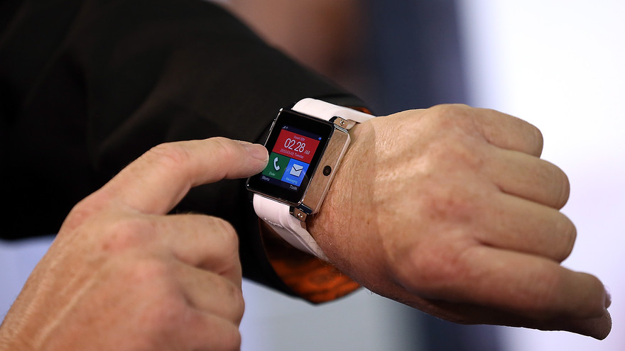 China gets into smartwatch business, though late to the game