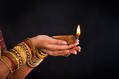Indian Gold Demand Jumps During Run-Up To Diwali Festival