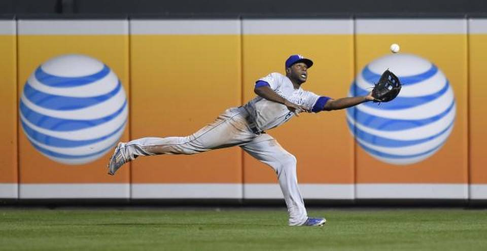 Royals get four AL Gold Glove finalists, but not Lorenzo Cain