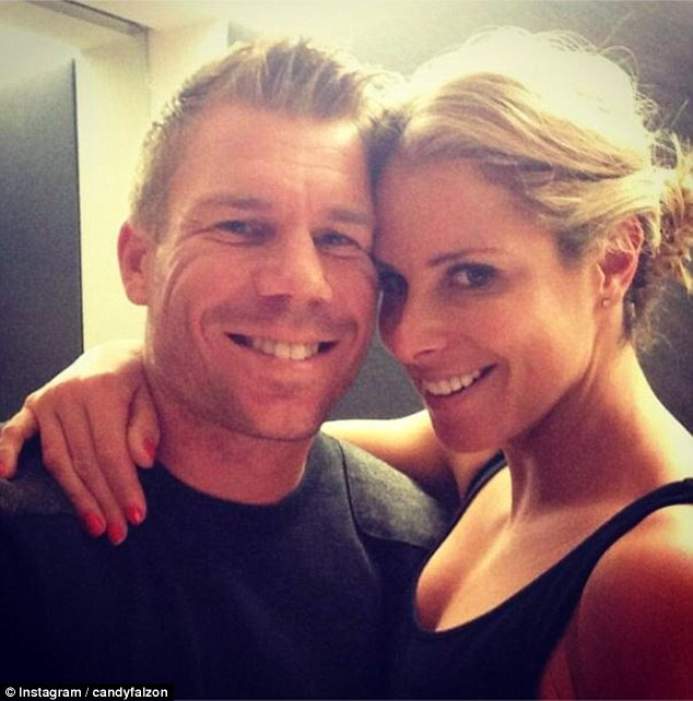 David Warner upgrades home with fiancée Candice Falzon and daughter Ivy Mae