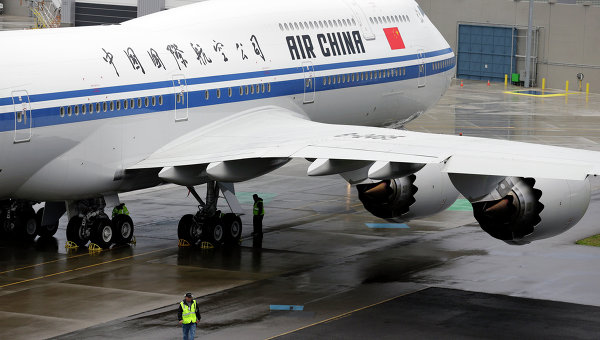 Boeing and Chinese partner to make jet fuel from 'gutter oil'