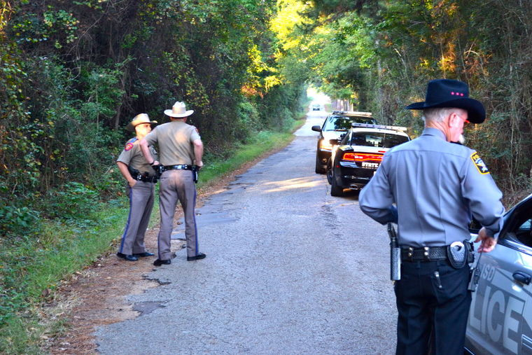 Investigators find guns and jewelry along roadside after home invasion