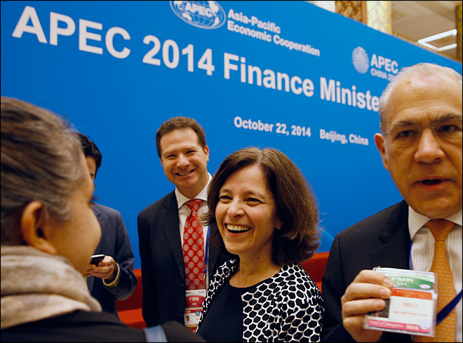 APEC chiefs see 'downside risks' to global economy