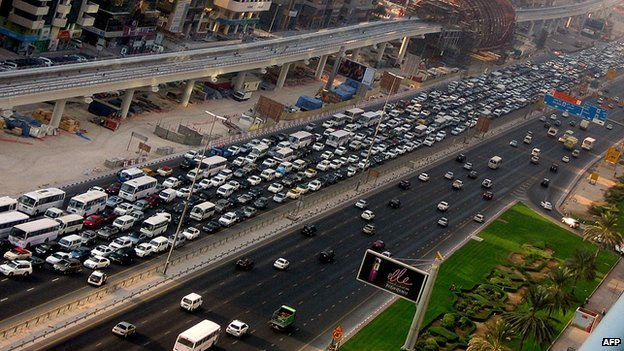 Dubai: Gold prizes offered for public transport users