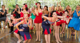 Swing Patrol – 1940s Dancers for Hire Offer Great Entertainment to Your Party