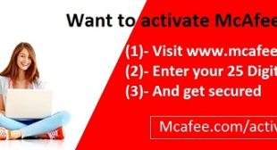 Mcafee Activate|Mcafee MTP Retail Card