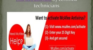 Mcafee Activate|Mcafee Total Protection- mcafee.com/activate