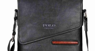 Mens Leather Crossbody Bags