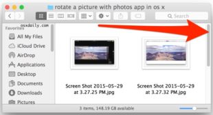 How to Always Show Scrollbars on Windows and Mac