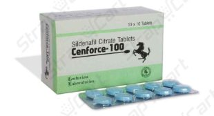 Cenforce 100 Tablets Reviews, Side Effects, Price | Strapcart