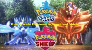 How to trade Pokémon in Sword and Shield – TekWire